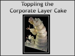 The Corporate LAYER Cake